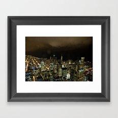 Skydeck II Framed Art Print