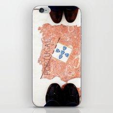 Pes iPhone & iPod Skin