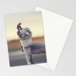 Ice Cream Everest Stationery Cards