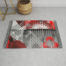 Pictures of Matchstick Men Rug