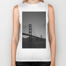 Golden Gate Bridge II Biker Tank