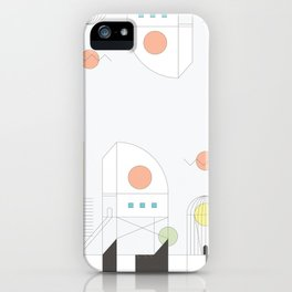 Forma 4 by Taylor Hale iPhone Case