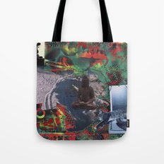 Dreaming of Winter Tote Bag