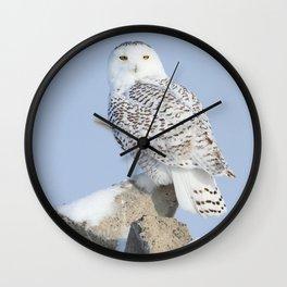 The Summit Wall Clock