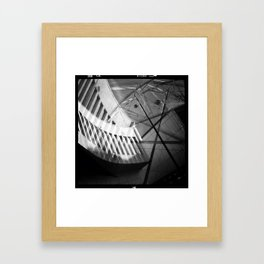 BRUM #002 Framed Art Print