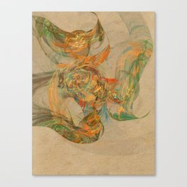 Dance of Joy Canvas Print