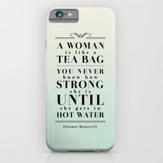 Strong Tea iPhone 6 Slim Case