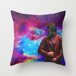 Star-Lord 2 Throw Pillow