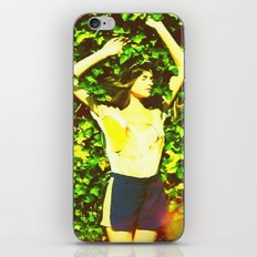 Naturally. iPhone & iPod Skin