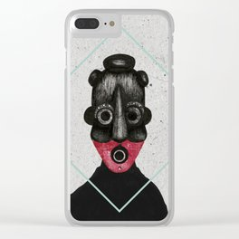 Untitled1 Clear iPhone Case