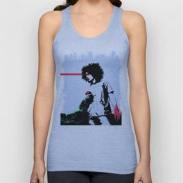Caught Red Handed Unisex Tank Top
