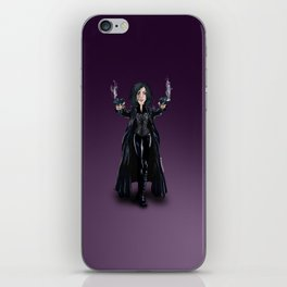 Selene, Vampire Death Dealer iPhone Skin