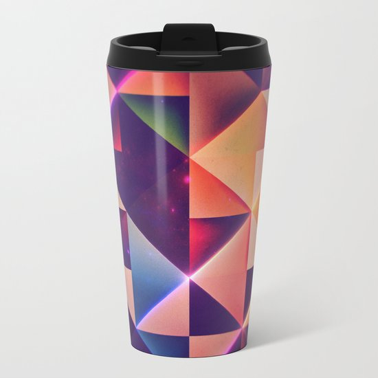 lyng pyst gwnn Metal Travel Mug