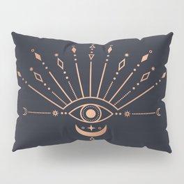 The Peacock Eye Pillow Sham