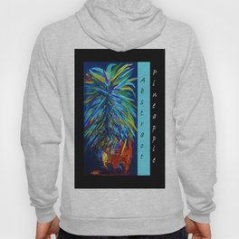 Abstract Pineapple Hoody