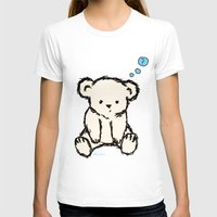 teddy bear T-shirts featuring Teddy by RaJess