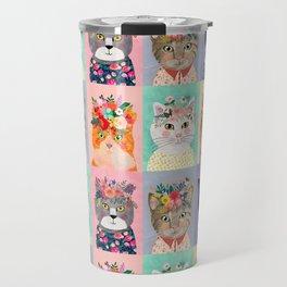 Cat land Travel Mug