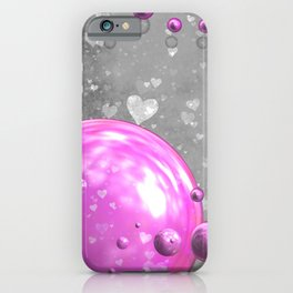 Love Day iPhone Case