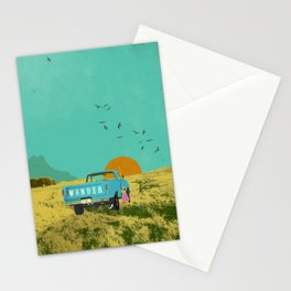 WONDERFUL Stationery Cards
