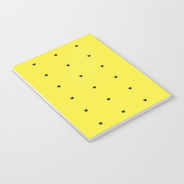 Cat Pattern 05 Notebook
