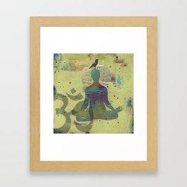 Simply Be Framed Art Print