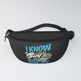 Volleyball woman Fanny Pack