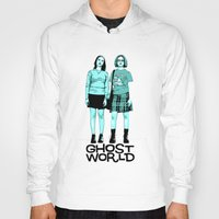 ghost world Hoodies featuring Ghost World by joshuahillustration