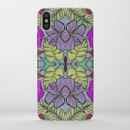 Psychedelic Spring iPhone Case