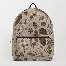 Nature Walks (Light Background) Backpacks