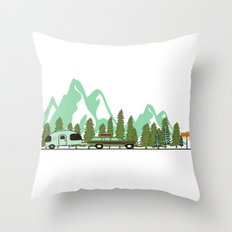 Picture Throw Pillow