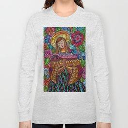 angel praying Long Sleeve T-shirt