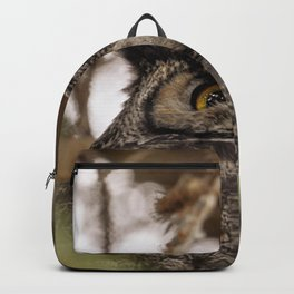 Derp Owl Backpack