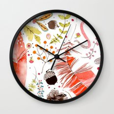WASHED OUT OF OUR BONES Wall Clock