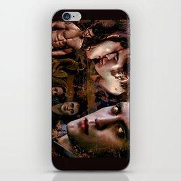 Eclipse Tribute by Martoni (Pattinson, Stewart, Lautner) iPhone Skin