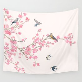 Cherry Blossom Wall Tapestries For Any Decor Style Society6