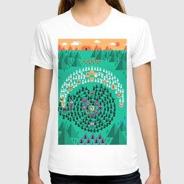 Mahabharata - 13th Day of Battle T-shirt