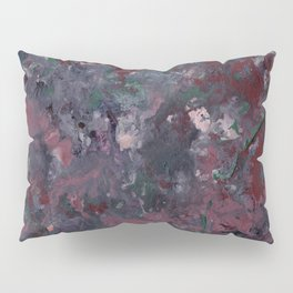 Rosy Outlook Pillow Sham