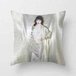 "say no to patriarchy / ""the fashion"" Throw Pillow"