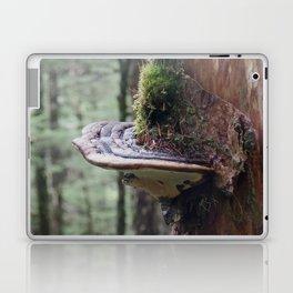 Magical Fungi World   Nature Photography Laptop & iPad Skin