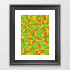 This Side Framed Art Print