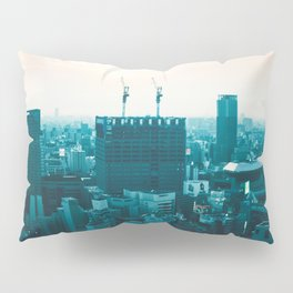 Osaka morning Pillow Sham