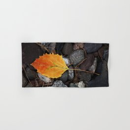 Fallen Leaf Hand & Bath Towel