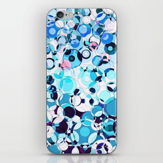 Aria in Aquatic iPhone & iPod Skin