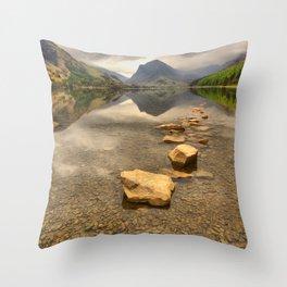 Buttermere Throw Pillow