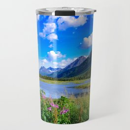 God's_Country - IV, Alaska Travel Mug