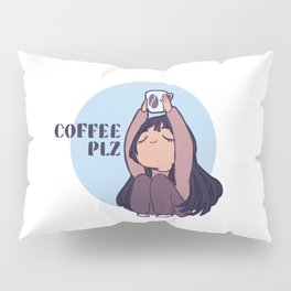 Coffee PLZ Pillow Sham