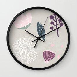 Sea Mood Wall Clock