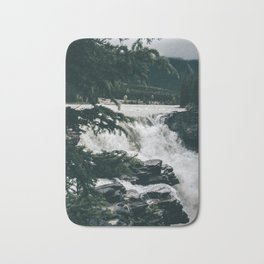 Athabasca Falls Bath Mat