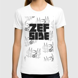 Zef Side Design T-shirt