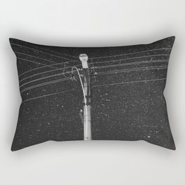 Forgetting the Big Picture and Making it Wallet Size Rectangular Pillow